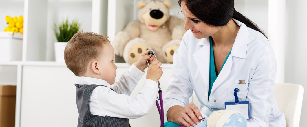 Give Your Little One the Best of Care