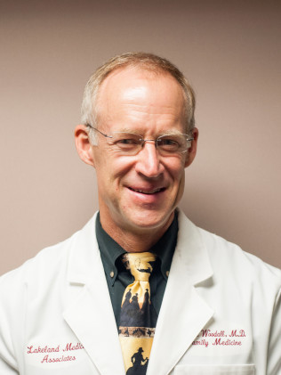 Bruce Woodall, MD